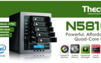 Thecus aggiunge N5810 alla gamma di NAS a 5 dischi